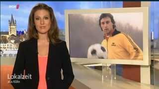 WDR Bericht über den Heinz Flohe Film