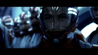 """Мой любимый момент из фильма """"Игра Эндера"""". Команда """"DRAGON"""" против команд """"SALAMANDER"""" и """"LEOPARD""""."""