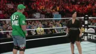 WWE Raw 11/5/12 Full Show Vickie Guerrero Reveals More