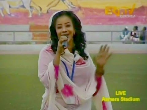 Sudanese Song for Eritrean Independence Day 2014 - Rita - ريتا