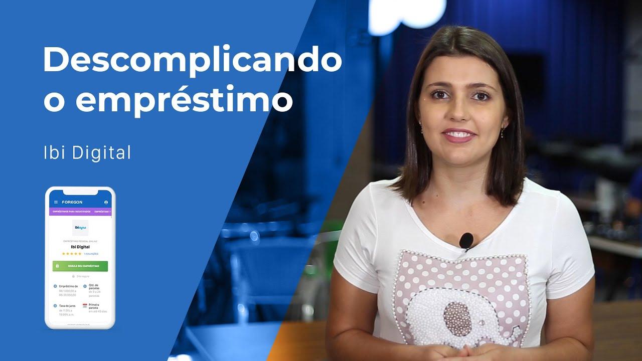 Emprestimo Pessoal Ibi Como Fazer Simulacao On Line Maio 2020
