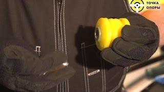 Демонтаж и монтаж сайлентблока без наружной обоймы на примере 2-06-158