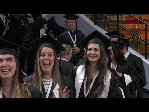 2018 USU Graduate Hooding Ceremony