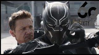 [60FPS] [IMAX] Captain America Civil War Airport Battle clip 4 60FPS HFR HD