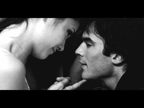Damon and Elena- Delena, I'll always be...