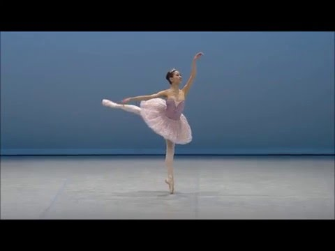 2015  Prix De Lausanne (the 9 female classical ballet variations)