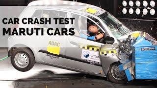 Maruti Suzuki Car : Crash test : Celerio, Swift, Baleno, Brezza, Ciaz, Echo, Wagon R
