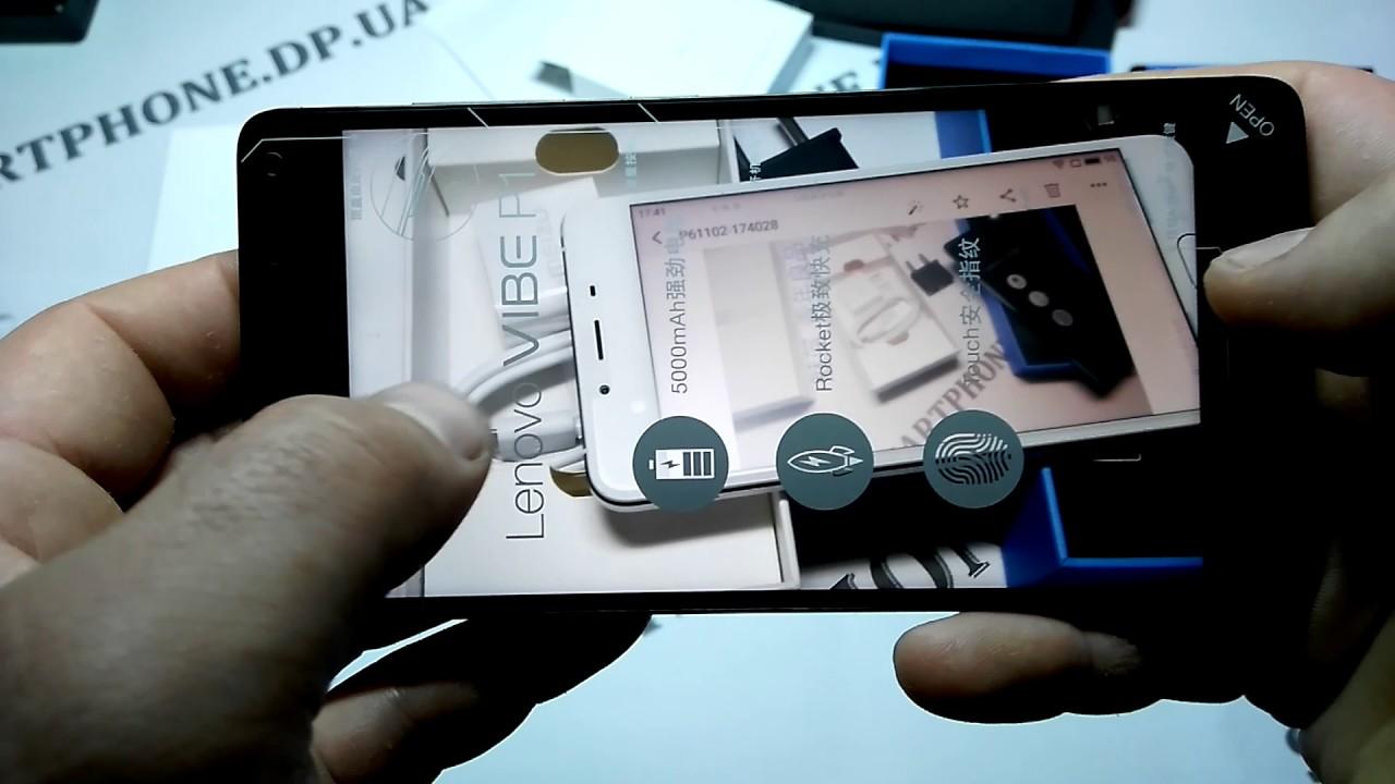 Lenovo Vibe P2 полный обзор самого автономного смартфона! Он .