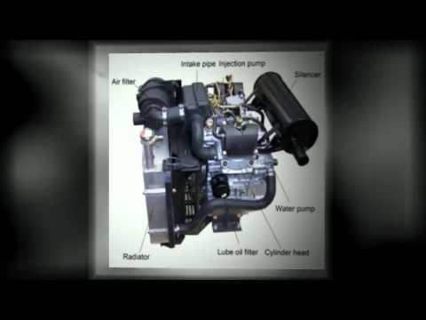 Green Energy Diesel Electric Hybrid Conversion Kit