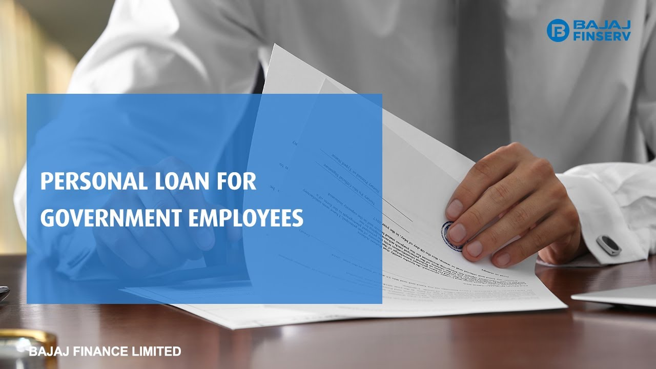Personal Loan for Government Employees | Bajaj Finserv
