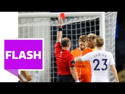 Paris Kevin Trapp mit Mega-Böcken gegen Tottenham   International Champions Cup