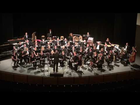 Broadway Curtain Time -Wisconsin Symphonic Winds--Mark Fonder Conductor