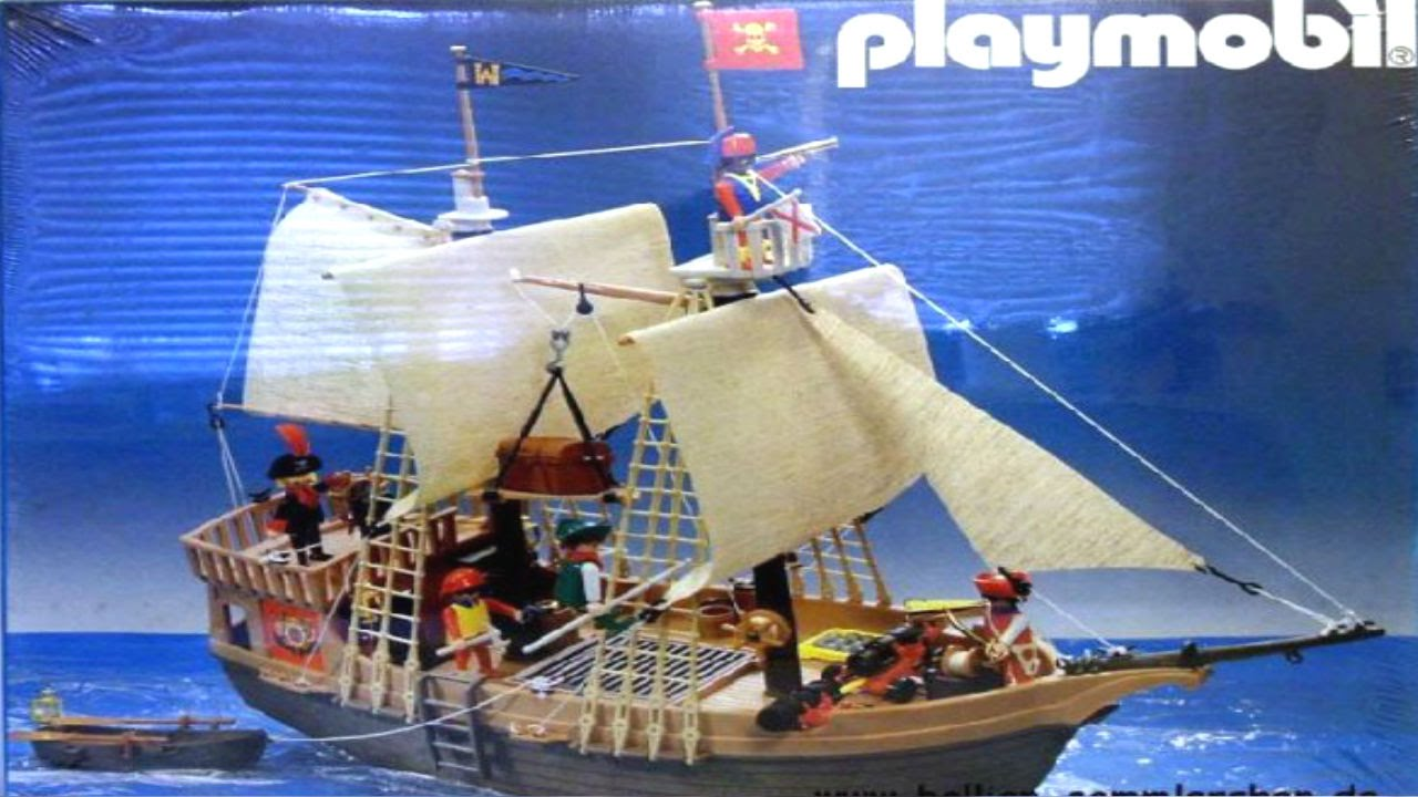 barco pirata de playmobil comercial de tv m xico youtube