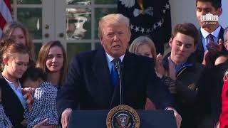 Donald Trump - Rede am Marsch für das Leben 2018