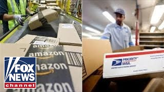 Deal between USPS and Amazon set to expire in October