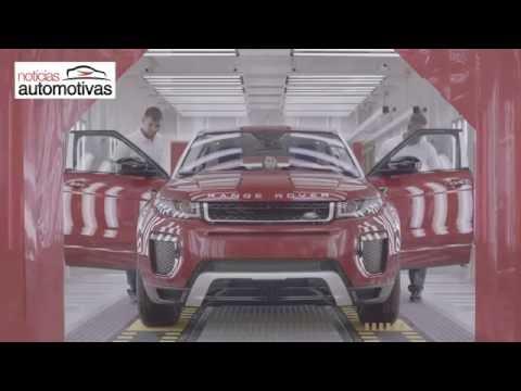 Jaguar Land Rover inaugura fábrica no Brasil - NoticiasAutomotivas.com.br