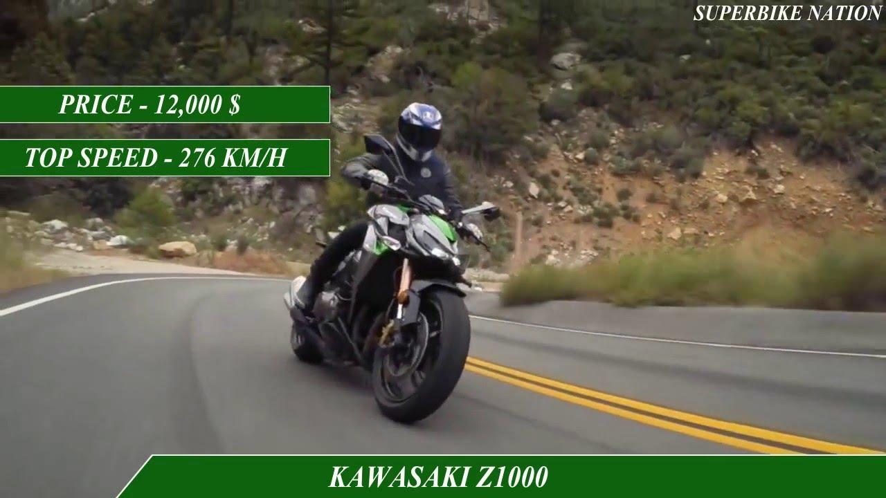 2016 triumph speed triple r vs 2016 kawasaki z1000- specifications