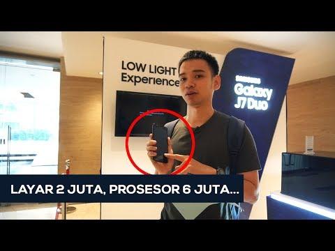 Harganya Rp3.7 Juta - Samsung Galaxy J7 Duo Indonesia!