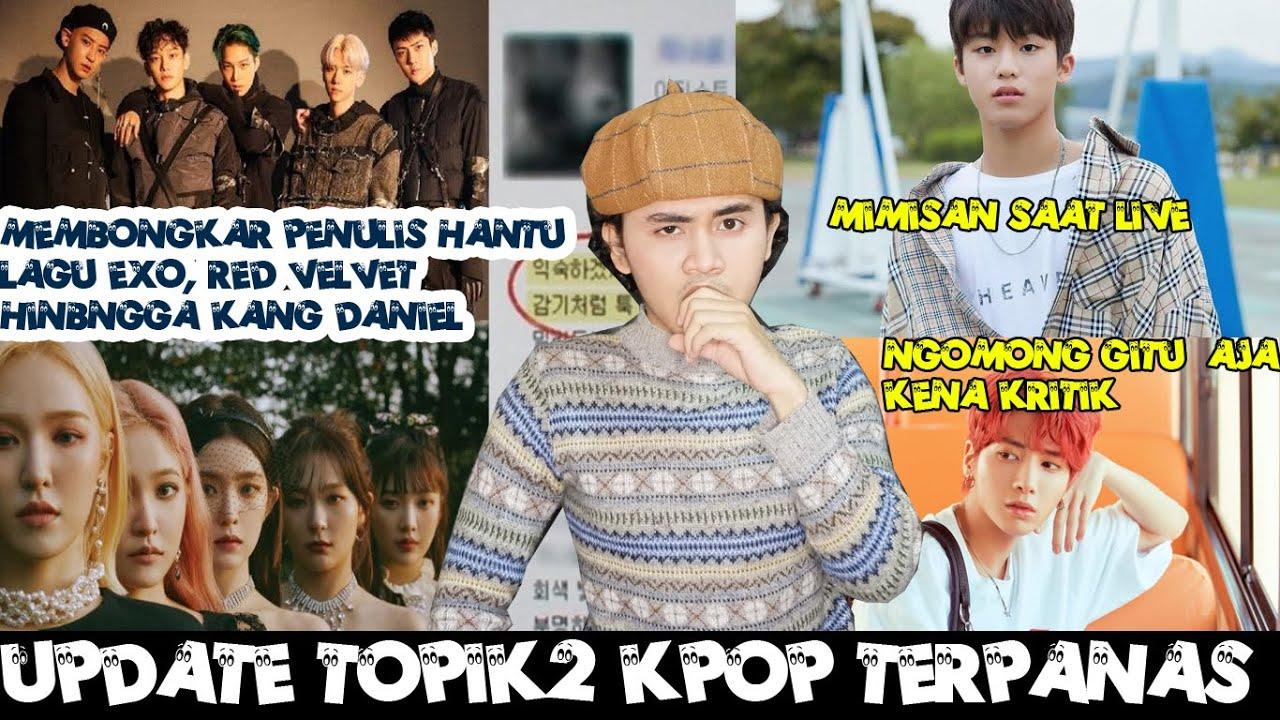 Taehyun Dikr1tik, Misteri Penulis Hantu Lagu Kpop, Jeongwoo Mimisan