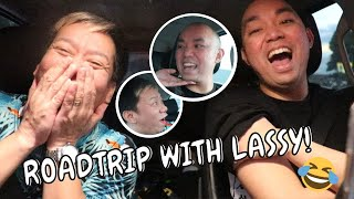 ROAD TRIP WITH LASSY! | CHAD KINIS VLOGS
