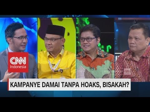 Tangkal Kampanye Hoaks, Kubu Jokowi & Prabowo Sepakat Tolak Isu SARA Mp3