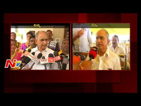 MVVS Murthy Clarity on His Comments about Andhra University || AP || NTV