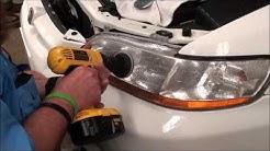 Mothers headlight restoration kit