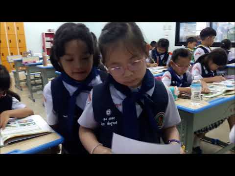 Thailand School - Teaching Montage