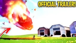 Fortnite SEASON X CINEMATIC Official TRAILER & SKINS.! *LEAKED*