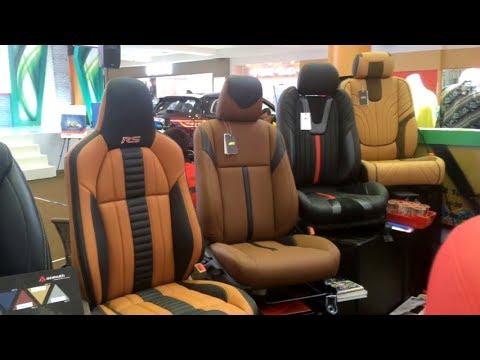 Jok Mobil Menjadi Variasi Interior Mobil yang Kini Lebih Diminati