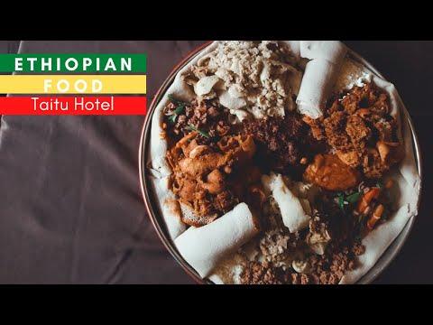 Bad Ethiopian Food.