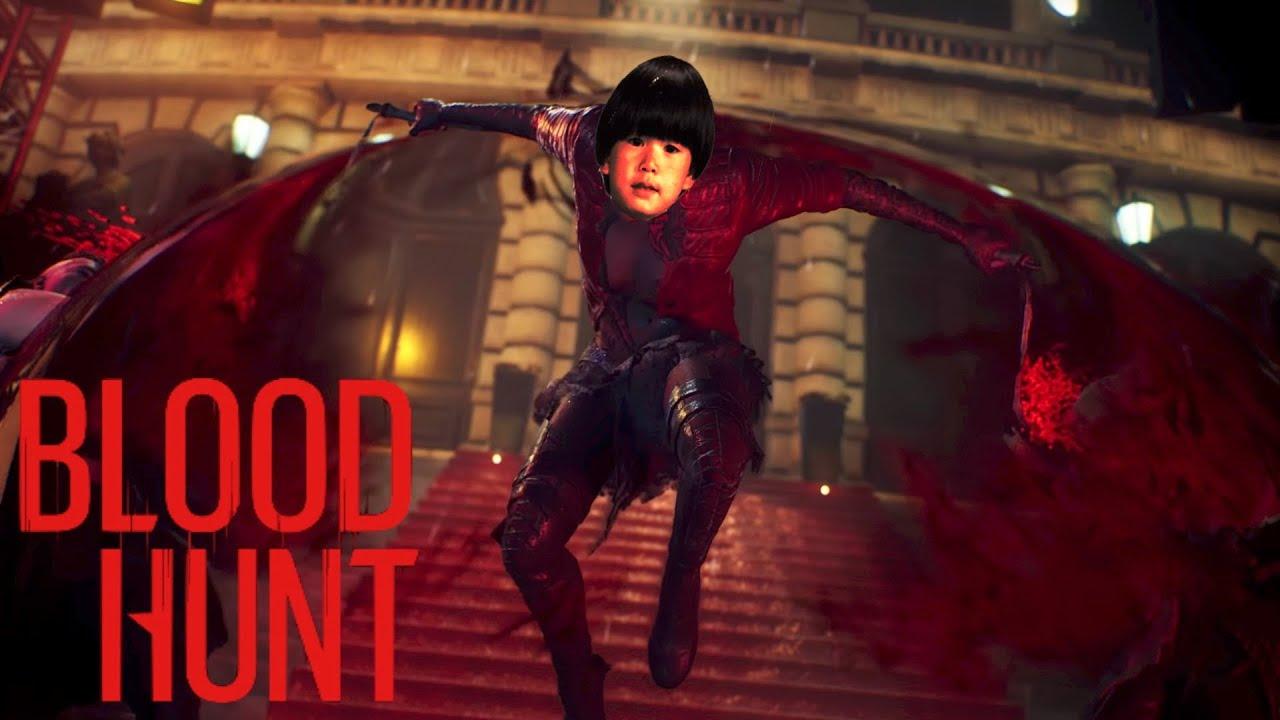【BLOOD HUNT】吸血鬼になります。【ヘンディー】