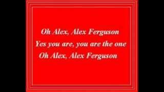 The Alex Ferguson Song My Testimonial song for Sir Alex