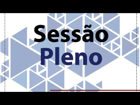 Sessão Plenária -