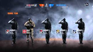 Video de Rainbow Six: Siege BETA #Desmantelando el temario -Español-