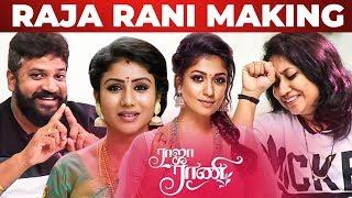 Nayanthara As Semba - Raja Rani Serial to Movie? - Raja Rani Serial Director Reveals