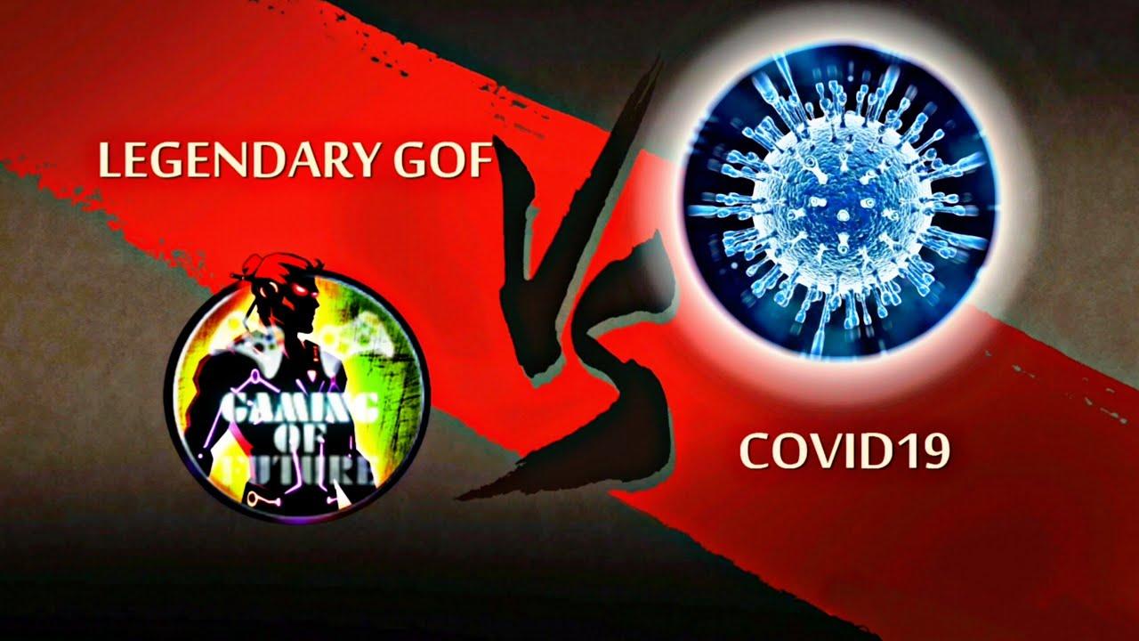 Shadow Fight 2 Vs Covid19