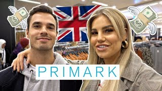 vlogg: Åker till LONDON = PRIMARK shopping *heart emojis*