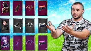 חבילת סקינים הכי יפה שיצאה למשחק פורטנייט ?!