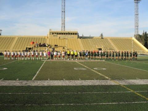 2017 CIF-LACS Girls Soccer Division II Finals - POLA vs. Grant