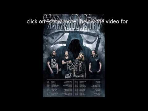 Children Of Bodom 20th Anniversary tour w/ Carach Angren and more..!