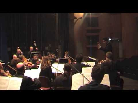 P.Breiner- Beatles Concerto Grosso in the style of Handel - Conductor: Shmuel Elbaz
