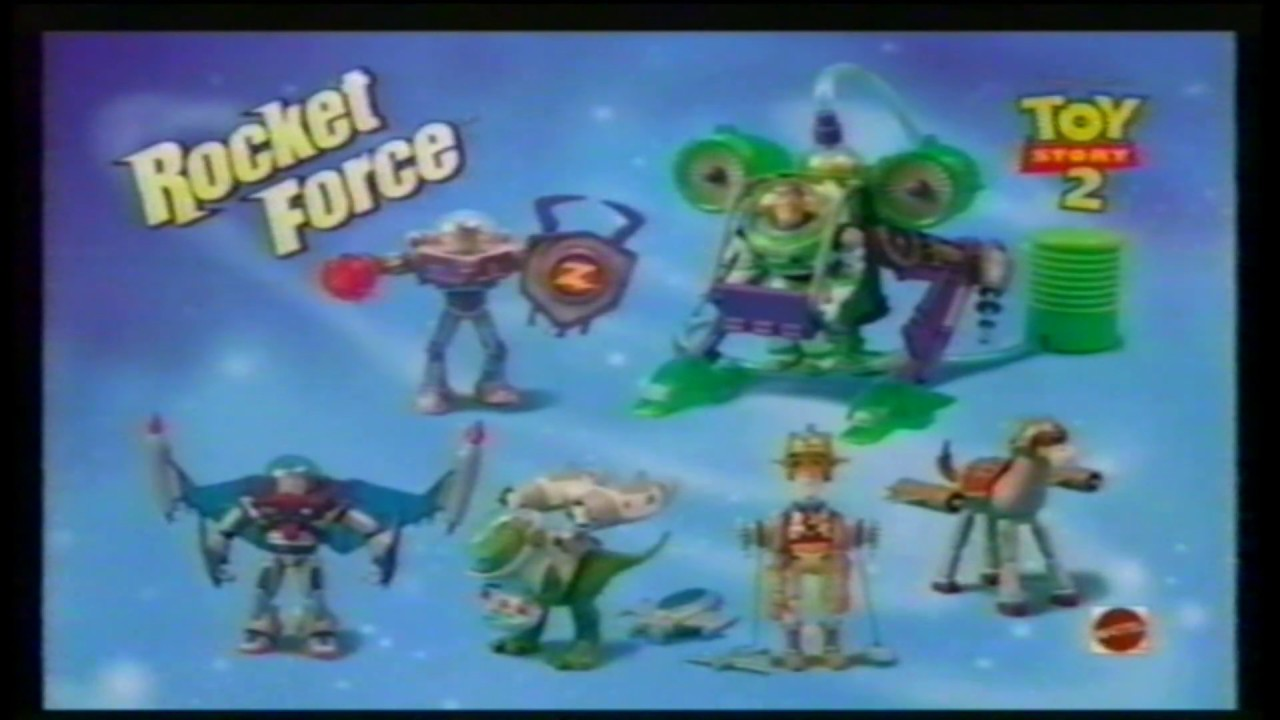 DISNEY-PIXAR Inspired by Toy Story 2 Anti-Buzz Action Figure Rocket Force