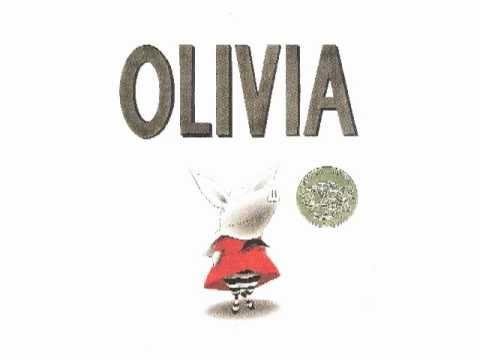 Olivia by Ian Falconer - YouTube