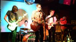 Death Before Disco New song! Hot Noiz at Canal Public House 2-19-16