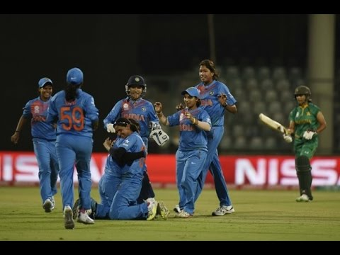 India vs Pakistan Women's Asia Cup Final Full Highlights 2016 • India Won by 17 Runs
