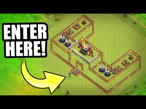 INCREDIBLE NEW TROLL BASE!! 💥