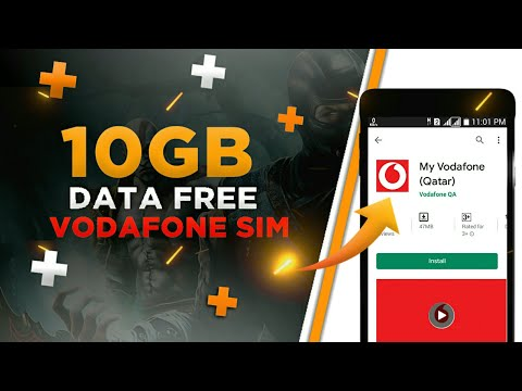 Vodafone Free Internet Data 10 GB & 7 GB Daily How To Get Free Vodafone Data For 30/10/7 Days?
