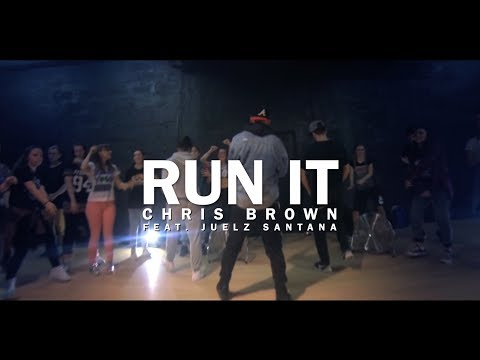 RUN IT | Chris Brown (ft. Juelz Santana) | Choreography : AKISHA WILSON / LEVON GARIBYAN