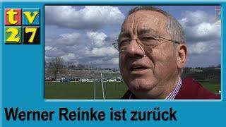 Werner Reinke ist alter/neuer Stadionsprecher der Frankfurt Galaxy